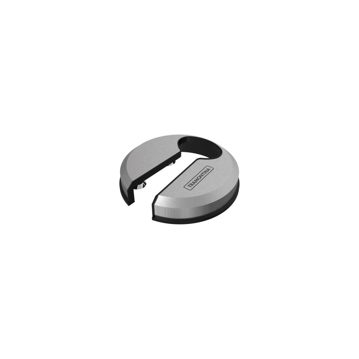 Corta Lacre Tramontina Harmoniza com Corpo em Aço Inox e Base em ABS  Tramontina 25553100