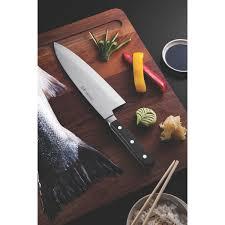 """Faca Deba Tramontina Sushi com Lâmina em Aço Inox e Cabo de Policarbonato com Fibra de Vidro 8""""  Tramontina 24027008"""