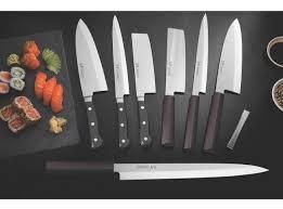 "Faca Nakiri Tramontina Sushi com Lâmina em Aço Inox e Cabo de Nylon 7""  Tramontina 24232047"