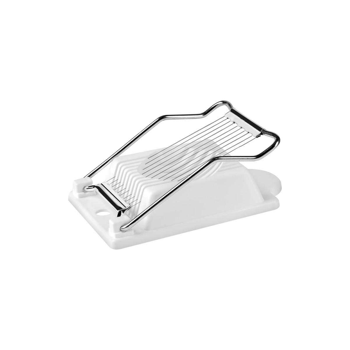 Fatiador de Ovos Tramontina Utilitá em Aço Inox e Polipropileno Branco  Tramontina 25029180