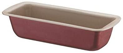 Forma para Pão e Bolo Tramontina Brasil Vermelha em Alumínio com Revestimento Antiaderente 26 cm 1,4 L  Tramontina 20069726