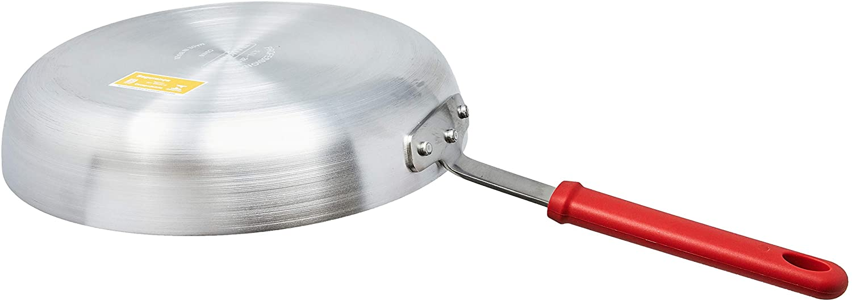 Frigideira Tramontina Profissional em Alumínio Acabamento Externo Lixado com Revestimento Interno Cerâmico Cabo Aço Inox e Silicone 28 cm 3,1 L  Tramontina 20885028