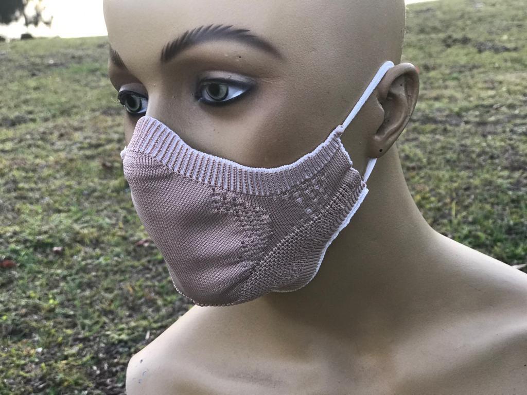 Máscara 3DK Protect Bege - G