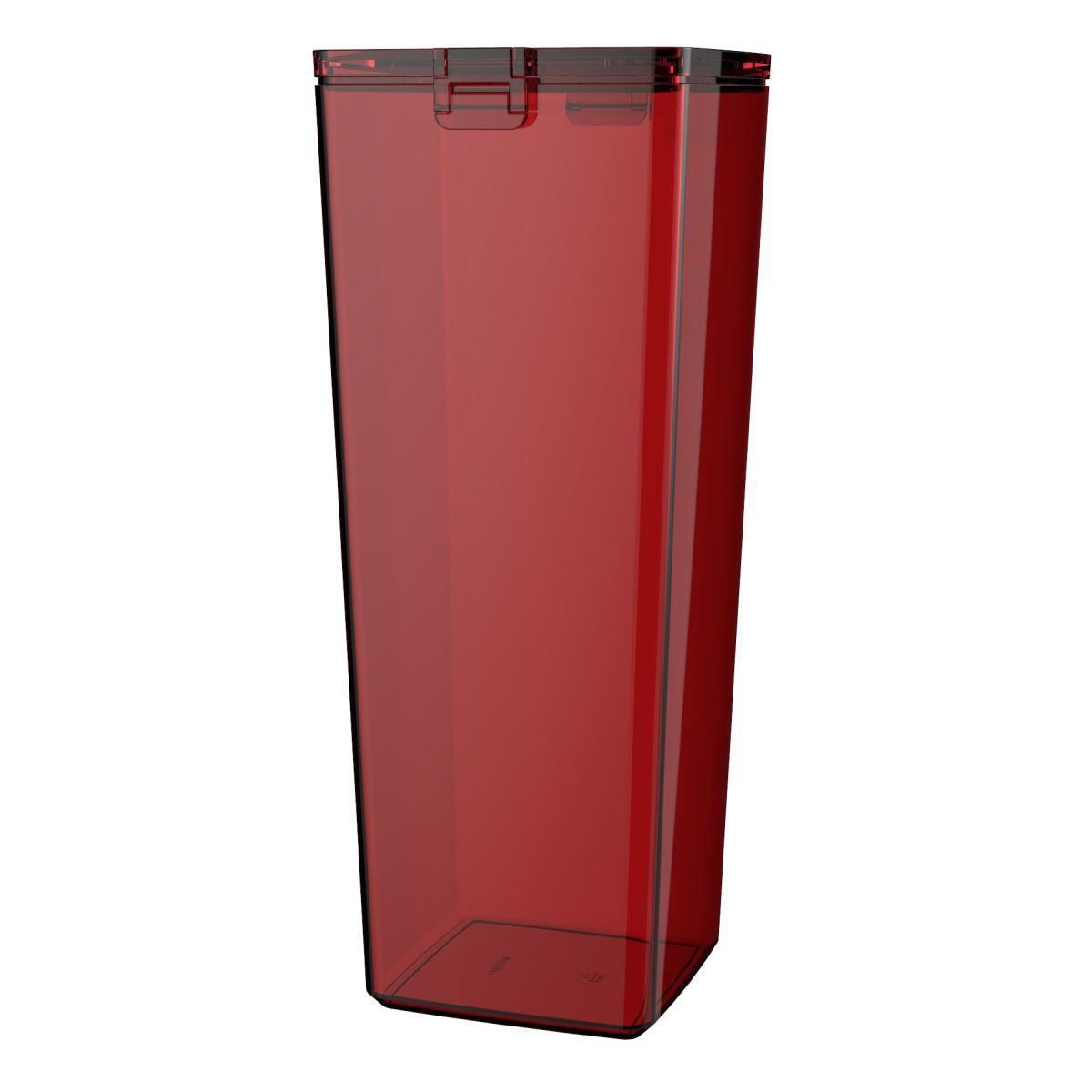 Pote Hermético 3L Vermelho