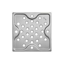 Ralo Quadrado Tramontina em Aço Inox 15 cm  Tramontina 94535103