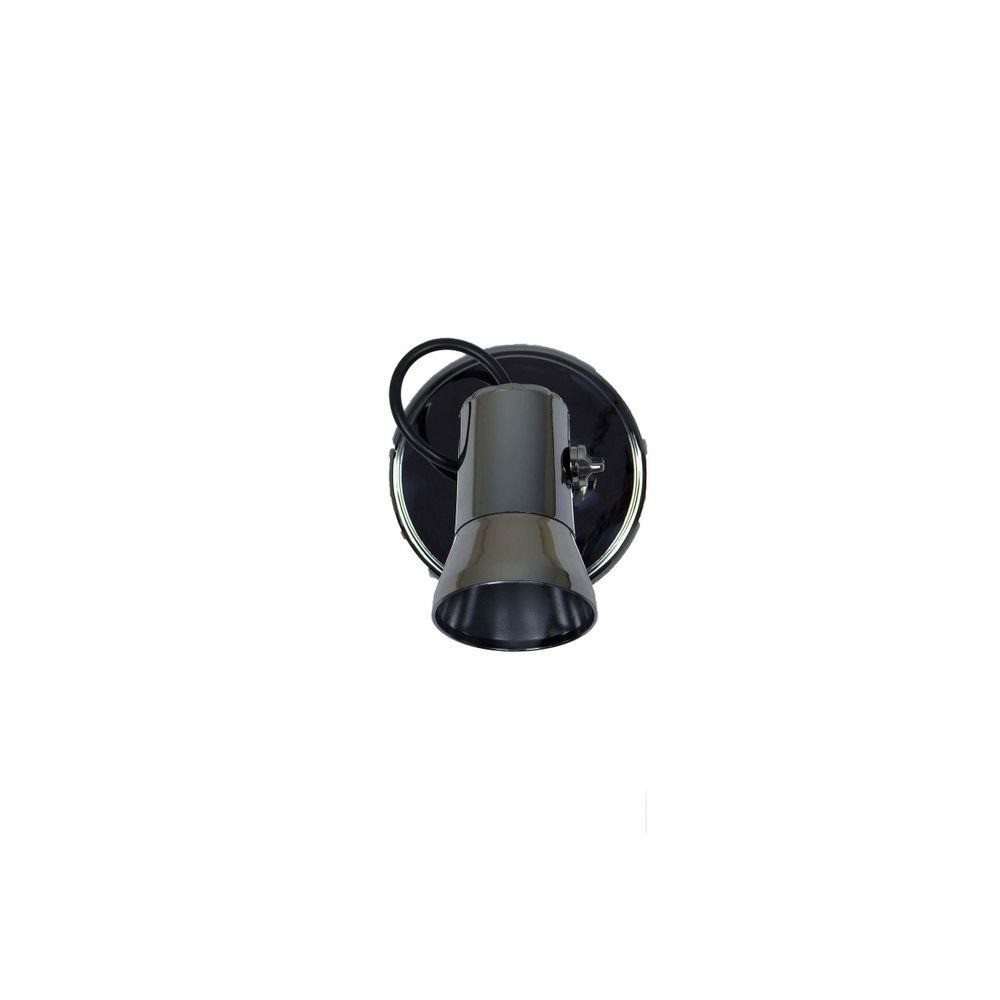 Spot de sobrepor E27 1L Cromado Starluz 9001.3