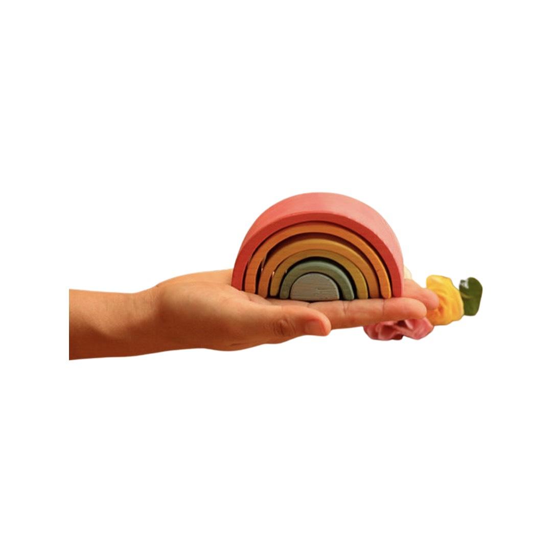 Arco-íris Mini Candy Colors