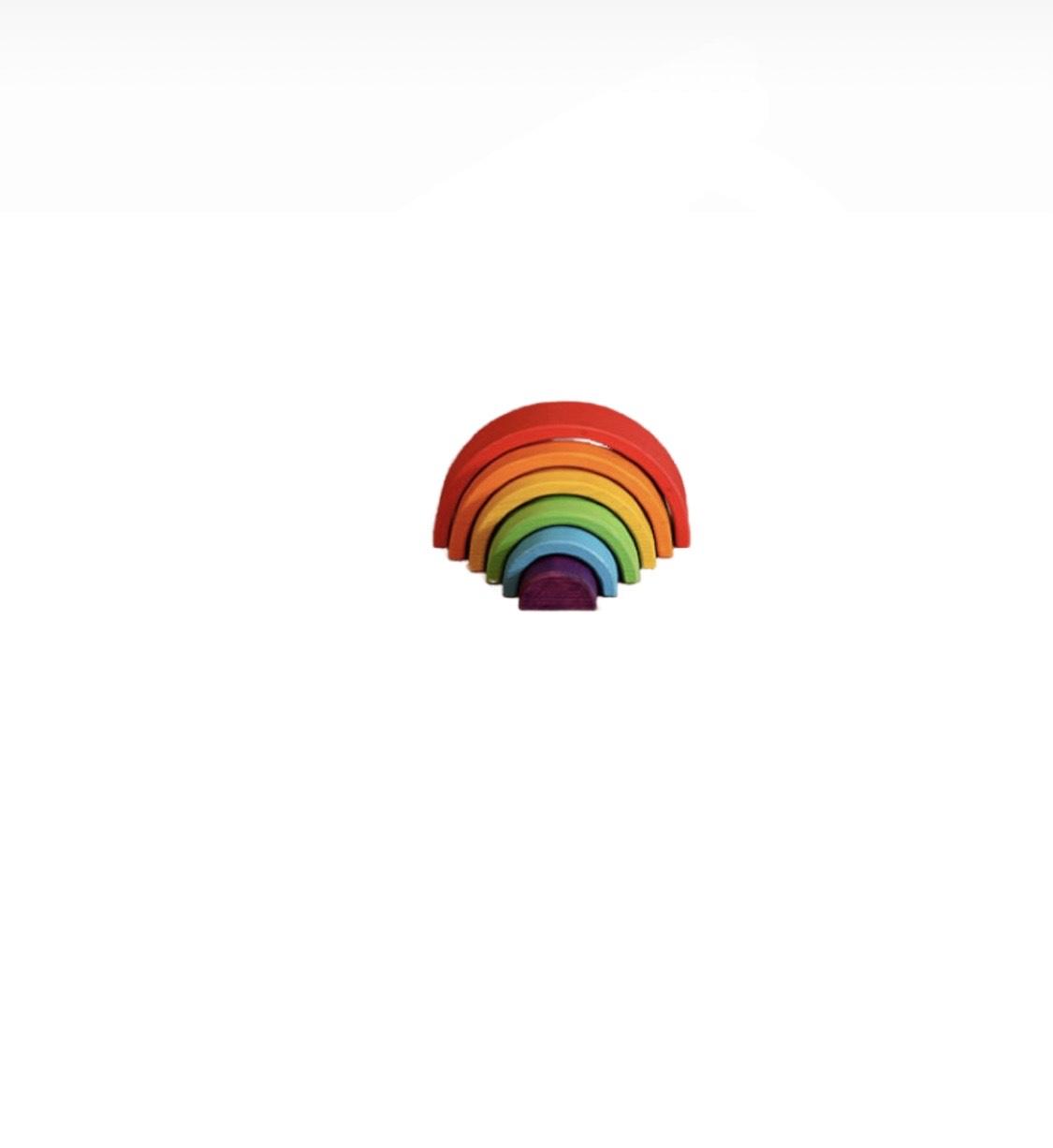 Arco-íris Mini Colorido