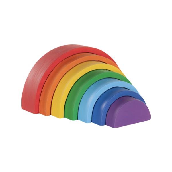 Arco-íris Waldorf Colorido Médio