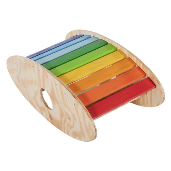 Barco de Equilíbrio Colorido