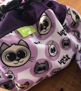 Bolsa Organizadora Gatos