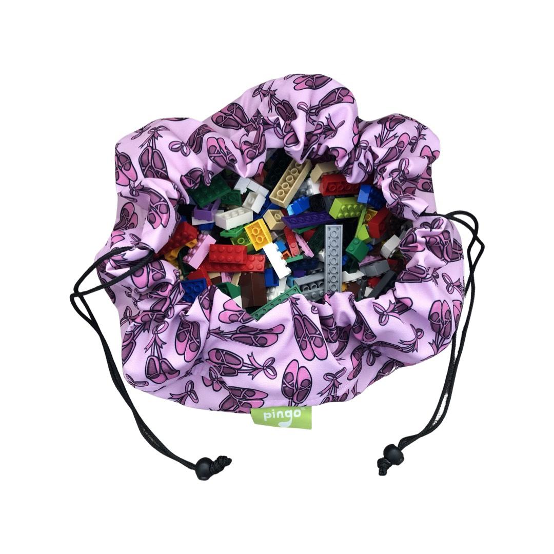 Bolsa Organizadora Mini Sapatilhas