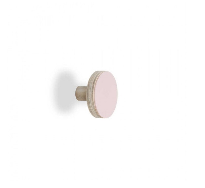 Cabide Infantil Esfera Rosa