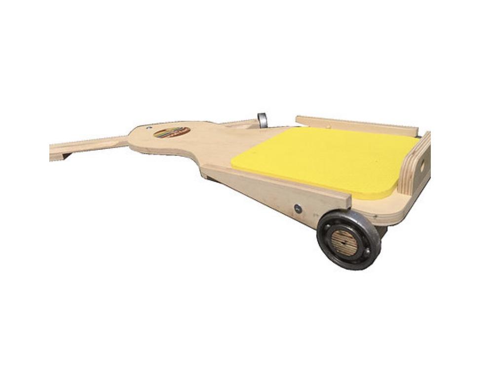 Carrinho de Rolimã - Woodkart