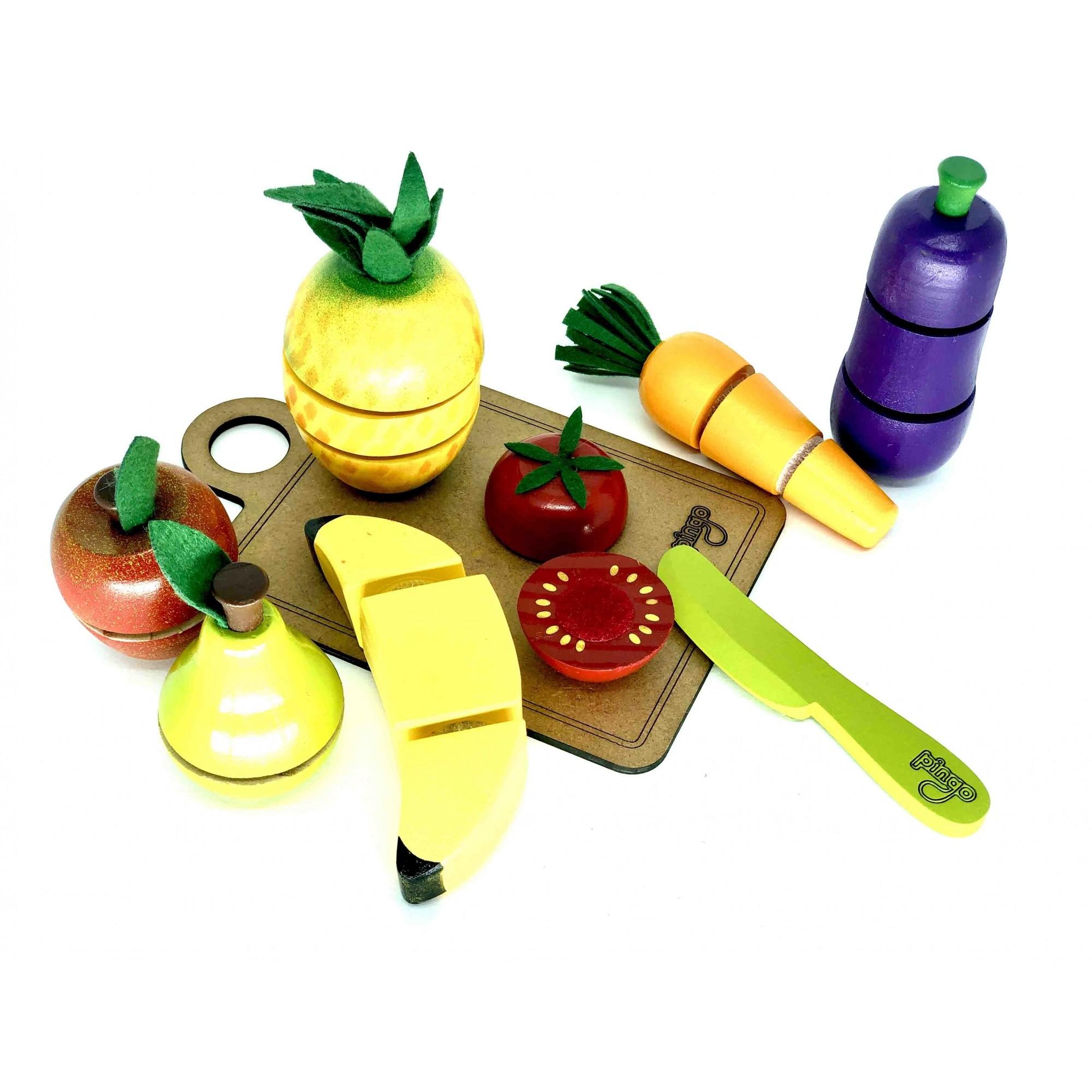 Frutinhas e Legumes de Corte