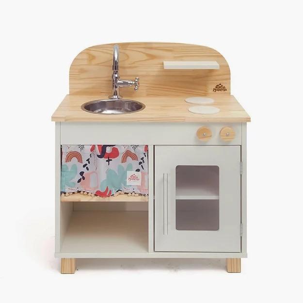 Mini Cozinha Branca