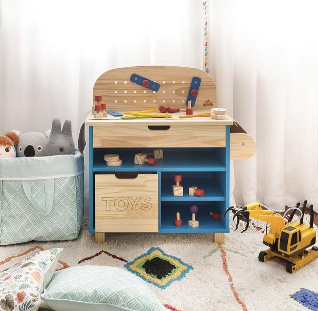 Mini Oficina Azul