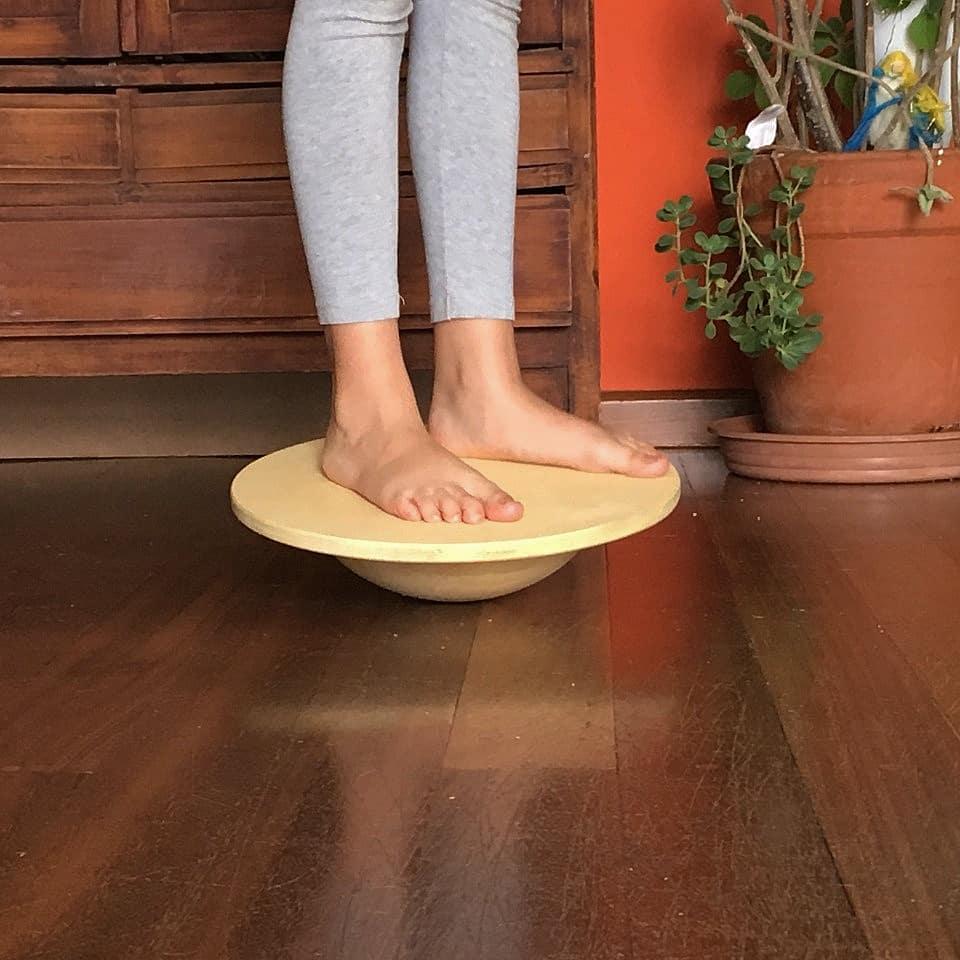 Plataforma de Equilíbrio