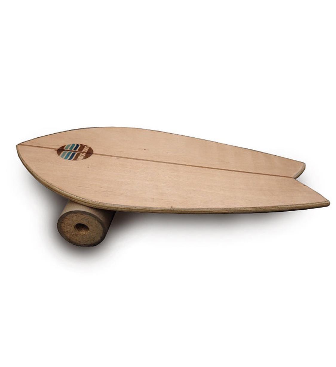 Prancha de Equilíbrio - Woodbike