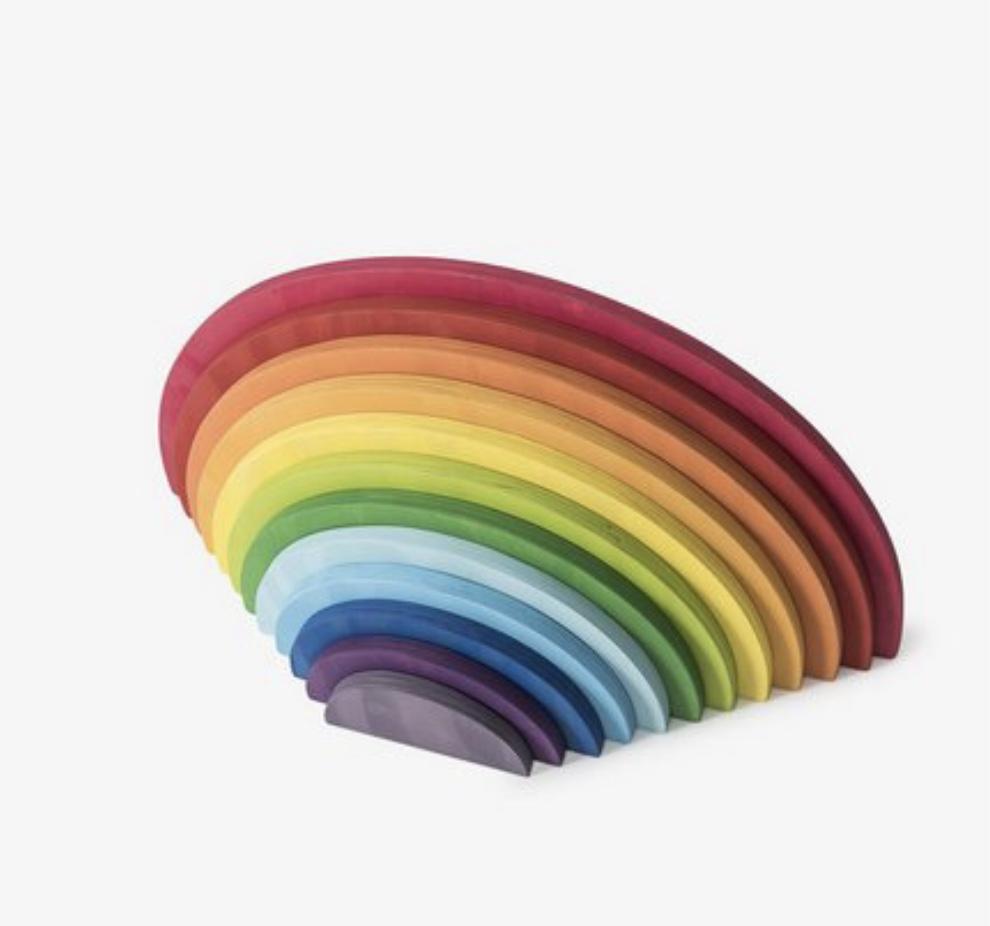 Semi-círculos Coloridos
