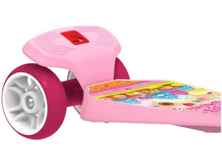 Patinete Sweet Game Bandeirante 1561