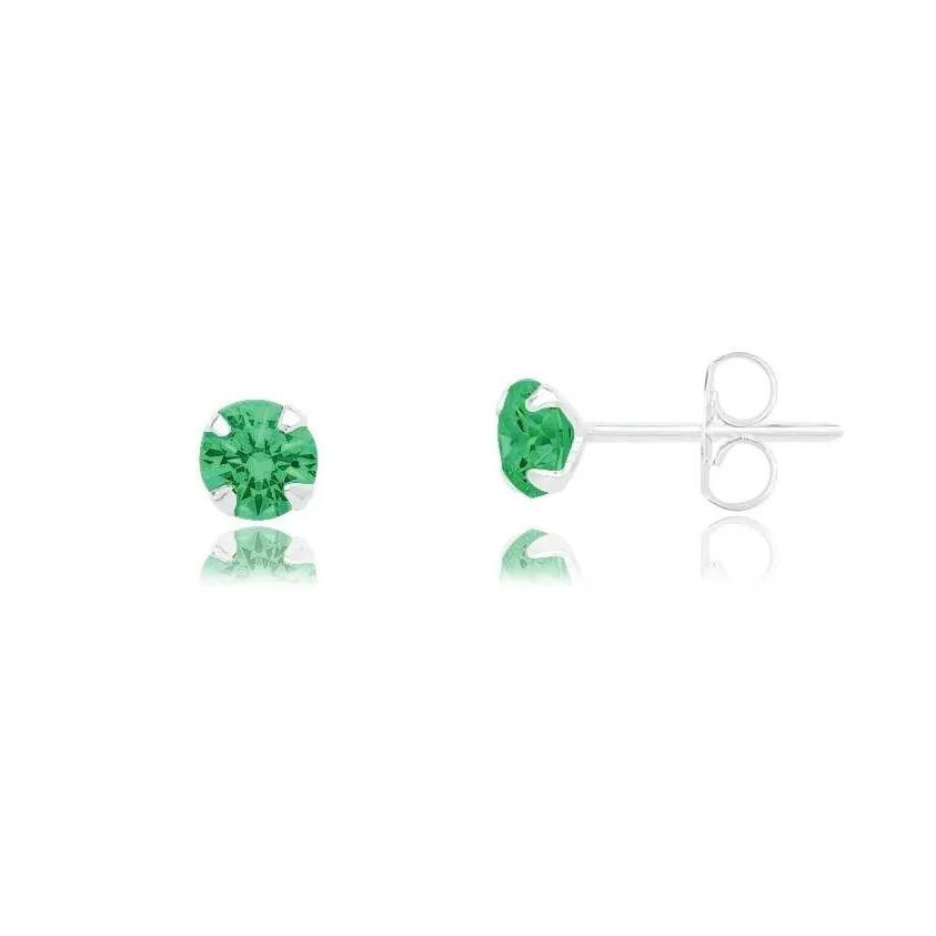 Brinco Ponto de Luz Verde Mini  - BRINDE