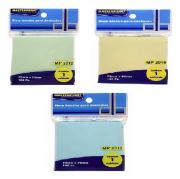 Bloco de Notas Adesivas p/ anotações c/ 100 folhas Masterprint