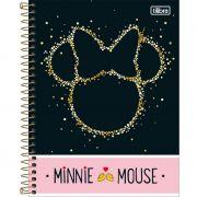 Caderno Colegial Tilibra Minnie Mouse 10 matérias