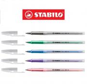 Caneta Stabilo Liner 808 M