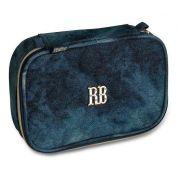 Estojo Escolar Jeans Rebecca Bonbon Box 100 Pens RB2056