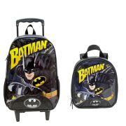Kit de Bolsa e Lancheira Batman