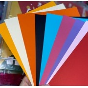 Papel Color Plus 100% A4 180g c/ 25 folhas