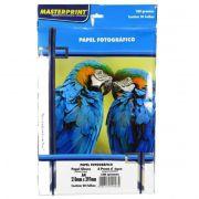 Papel Fotográfico Glossy A4 180g c/ 20 Folhas Masterprint