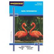 Papel Fotográfico Glossy A4 230g c/ 20 Folhas Masterprint