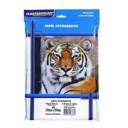 Papel Fotográfico Glossy A4 230g c/ 50 folhas Masterprint