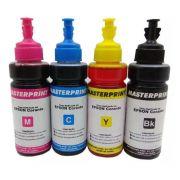 Tinta para Impressora Refil Bulk Ink Epson Corante 644 100ml Masterprint