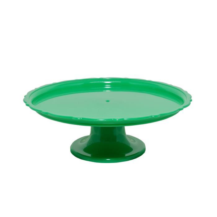 Boleira Acrílica 26cm (Várias cores) - LSC Toys