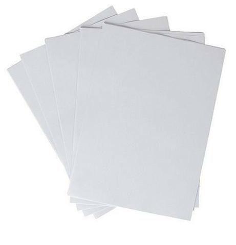 Papel cartão branco A4 180g c/ 50 folhas
