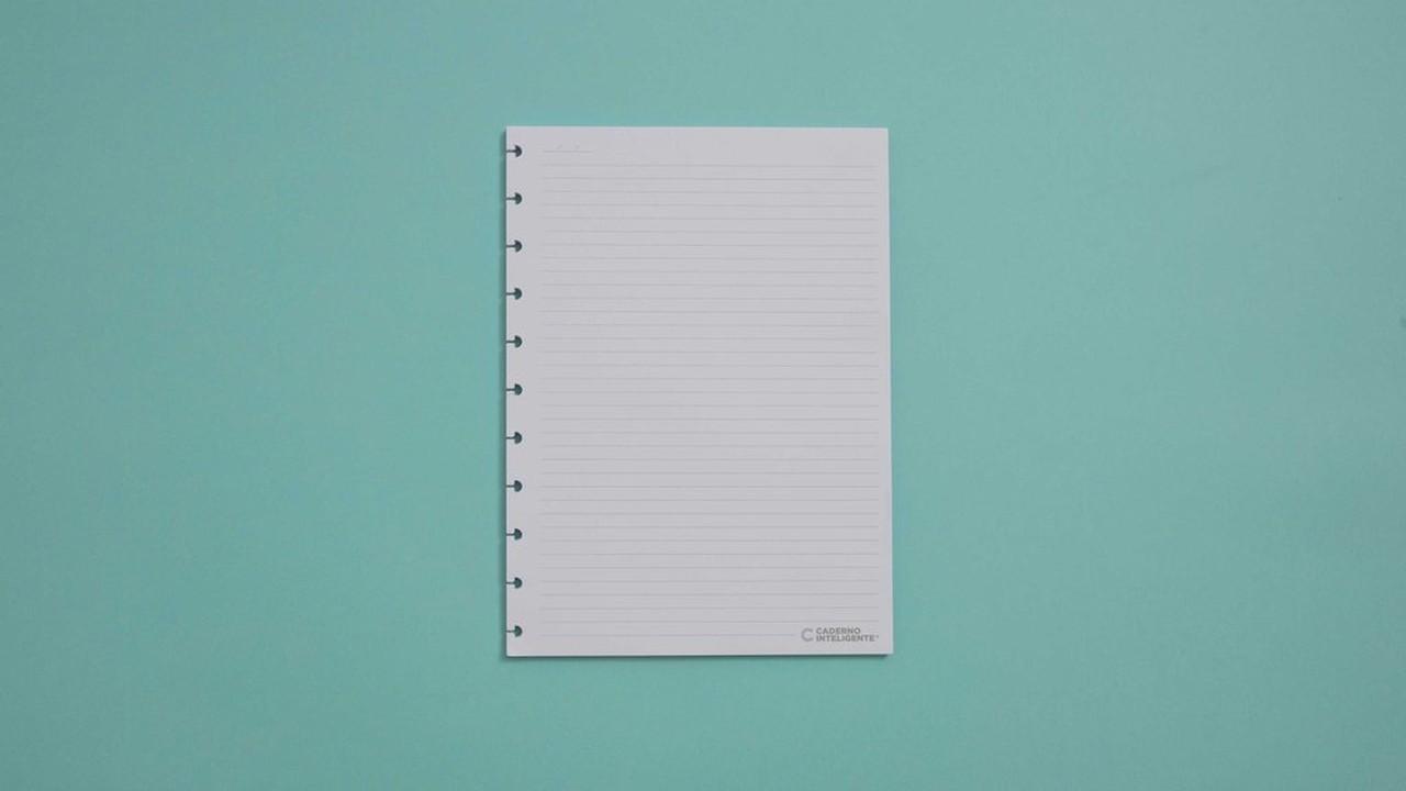 Refil Pautado - Grande 90g