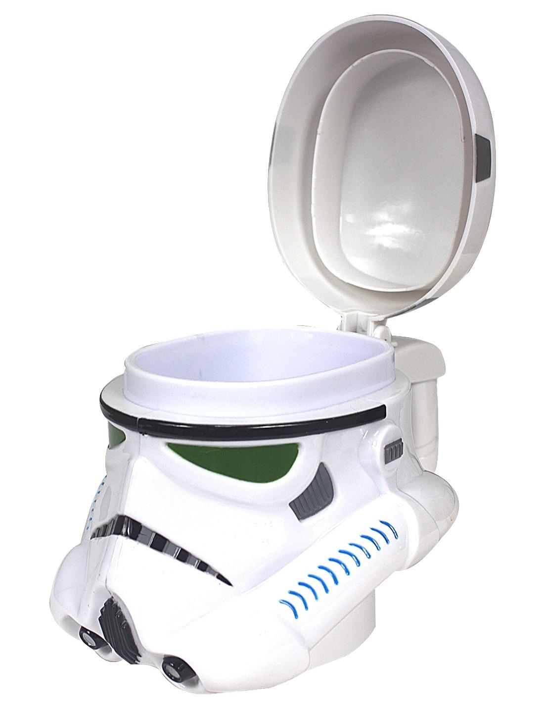 Canecas Divertidas Star Wars - Darth Vader e Storm Trooper