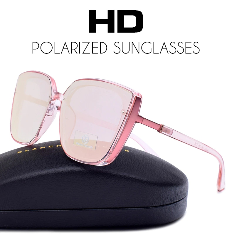 Óculos de Sol Feminino Lente Polarizada UV400 - Blanche  Michelle - BM8908 - nº15