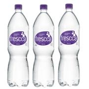 Água mineral Natural frescca sem gás 1,5 l 6 unid.