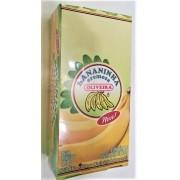 Bananinha cremosa Oliveira a original caixa com 16 unidades