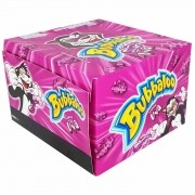 Bubbaloo Chiclete Uva caixa com 60 unid