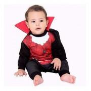 Capa Drácula Para Bebe