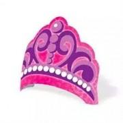 Coroa Papel Princesinha Sofia