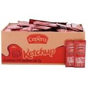 Ketchup cepêra caixa com 175 sachets de 7 g cada Promoção !