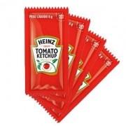 Ketchup Heinz caixa com 192 sachets de 8 g cada Promoção !