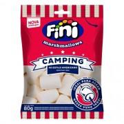 Marshmallow Camping Estilo americano para assar 250g - Fini