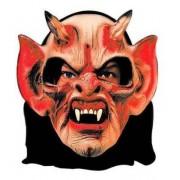 Mascara Monstruoso Em Látex Com Capuz